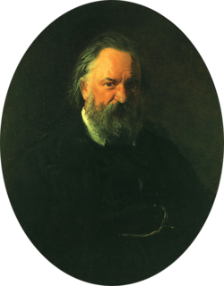 Alexander Herzen Russian author, philisopher, revolutioner