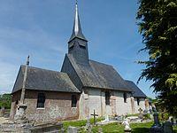 Heudreville-en-Lieuvin (Eure, Fr) église.JPG