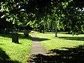 Higher Cemetery - geograph.org.uk - 1442127.jpg