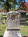 Hill (Margaret), Lebanon Church Cemetery, 2015-10-23, 01.jpg