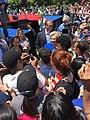 Hillary Clinton 2016 Kickoff — Greeting Crowd.jpeg