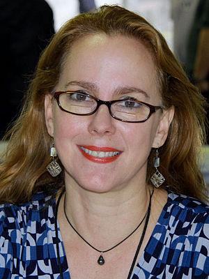 Hillary Jordan - Hillary Jordan at the 2011 Texas Book Festival