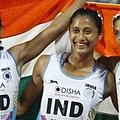 Himashree Roy Bronze Medalist - Indian Team 2017 (cropped).jpg