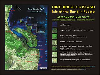 Hinchinbrook, Queensland Suburb of Cassowary Coast Region, Queensland, Australia