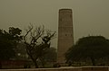 Hiran Minar minaret ( tomb marker for Emperor Jahangir's pet antelope) by Damn Cruze.jpg
