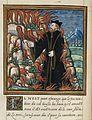 Histoires Prodigieuses; Prodigieuse mort de Pline... WMS 136 Wellcome L0025544.jpg