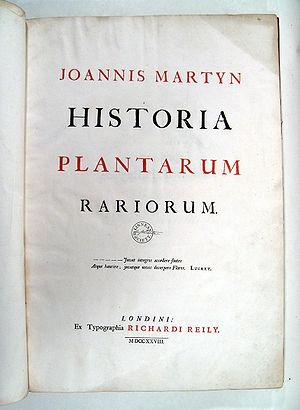 Jacob van Huysum - Image: Historia Plantarum Rariorum 00