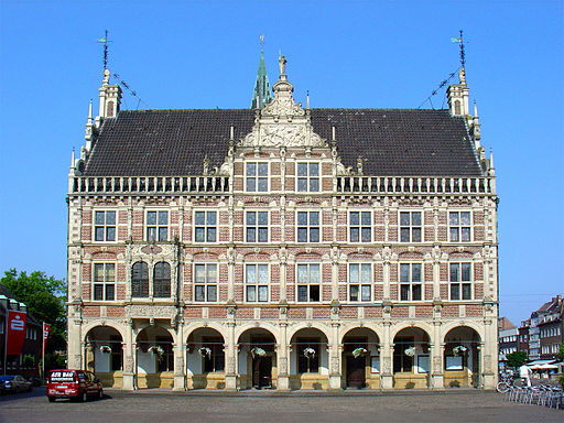 Historisches Rathaus Bochol