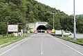 Hokkaido Prefectural Road Route 111 road closed point.jpg