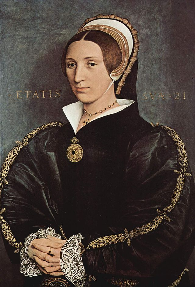 Appearance of Catherine Howard - Fifty Shades of Catherine ...