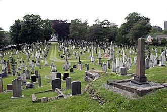 Holy Cross Cemetery, Halifax - Holy Cross Cemetery Halifax