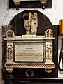 Holy Trinity Church, Kendal, Cumbria - Wall monument - geograph.org.uk - 929679.jpg
