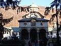 Holy Trinity church, Cozia, Căciulata 245601, Romania - panoramio (3).jpg