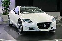 Honda CR-Z thumbnail