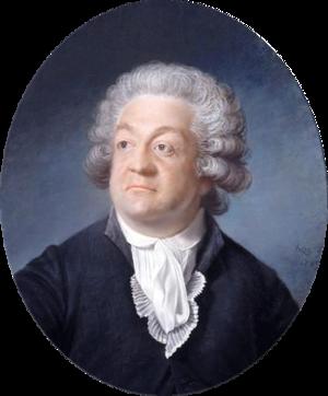 Honoré Gabriel Riqueti, comte de Mirabeau - Portrait of Mirabeau by Joseph Boze (1789)