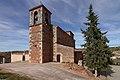 Honrubia de la Cuesta, Iglesia de San Cristóbal, 03.jpg