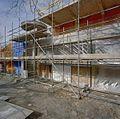 Hoofdgebouw, tijdens restauratie - Hilversum - 20352364 - RCE.jpg