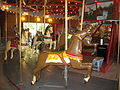 Horses in the Herschel-Spilman Carousel.JPG