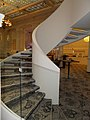 Hotel National Budapest. Stairs. - Budapest District VIII.JPG
