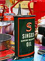 Household products, Singer sewing machine oil, pic2.JPG