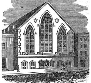 Howard Athenaeum - The Howard, Boston