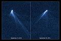 Hubble views extraordinary multi-tailed asteroid P2013 P5.jpg
