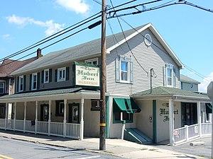 Cressona, Pennsylvania - Image: Hubert Inn, Cressona PA