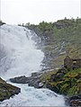 Huldra at Kjosfoss - Flamsbana, Norway - panoramio.jpg