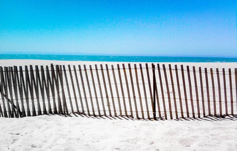 Huntington Beach fence