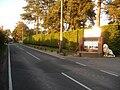 Hurn, postbox No. BH23 61, Matchams Lane - geograph.org.uk - 1226289.jpg