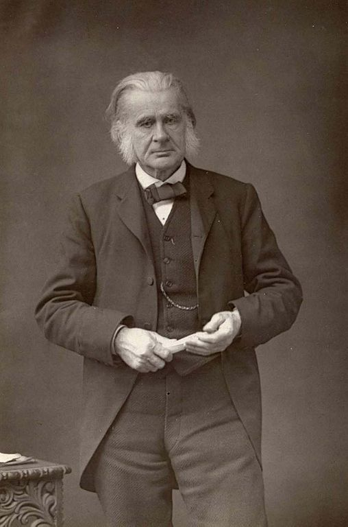 an introduction to the life of thomas henry huxley An outline biography of thomas henry huxley an accomplished scientist and champion of darwinian theory.