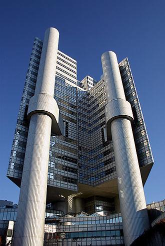 HypoVereinsbank - Hypo-Haus, HypoVereinsbank's headquarters in Munich