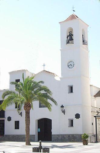 San Pedro del Pinatar, Spain - Saint Peter's church.