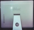 IMac G5 20pouces-2Ghz-mai 2005 dos.png
