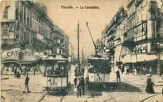 ancien tramway de marseille wikip dia. Black Bedroom Furniture Sets. Home Design Ideas
