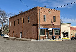 Fromberg, Montana Town in Montana, United States