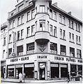 Ibach-Haus, Schadowstraße 52, Düsseldorf, Bauherr Photograph Th. Lantin, erbaut 1900, Architekten Gottfried Wehling und Alois Ludwig, umgebaut von 1909 bis 1910, Architekt Richard Hultsch.jpg
