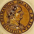 Icones imperatorvm romanorvm, ex priscis numismatibus ad viuum delineatae, and breui narratione historicâ (1645) (14559970530).jpg
