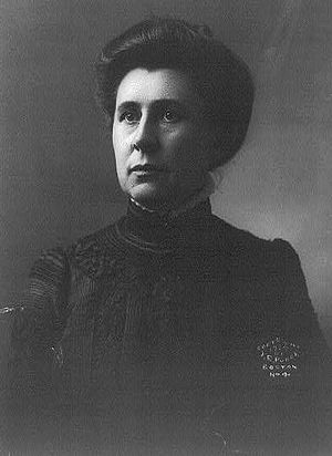 """Ida M. Tarbell, American """"muckraker""""..."""