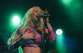 Iggy Azalea - Azalea performing at Converse Get Dirty Festival in Austria, April 2013