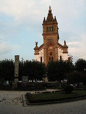 Espinho, Portugal - Image: Igreja Matriz de Espinho