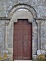 Igrexa de Ourantes. Porta principal.jpg