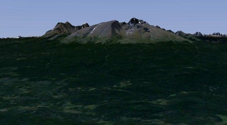 Ilgachuz Range northern