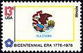 Illinois Bicentennial 13c 1976 issue.jpg