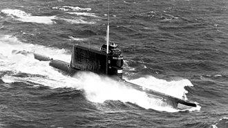 Golf-class submarine - Image: Image Submarine Golf II class