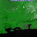 Imagem da Baia da Guanabara, litoral sul do Estado do Rio de Janeiro e sul do Estado de Minas Gerais (33980584814).jpg