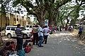Immigration Check Queue - Jessore Road - Petrapole - North 24 Parganas 2015-05-29 1325.JPG
