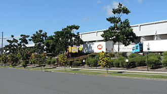 Crestmead, Queensland - Independent Grocers of Australia (IGA) distribution centre, Crestmead Industrial Estate, 2014