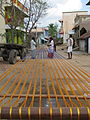 India - Sights & Culture - the tools for silk weaving 6 (5208910028).jpg