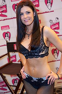 India Summer at AVN Adult Entertainment Expo 2012 1.jpg